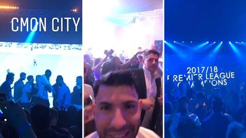 Hậu trường sân có 8/5: Man City mở tiệc khao 500 nhân viên