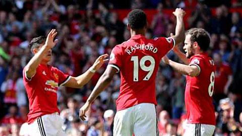 VIDEO: M.U 1-0 Watford