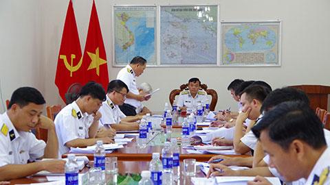 Nghiệm thu công trình lịch sử lữ đoàn HQĐB 147, vùng 1 hải quân