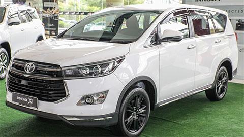 Toyota Innova bất ngờ giảm giá hơn 40 triệu đồng