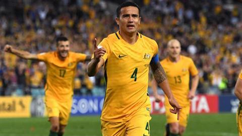Danh sách ĐT Australia dự World Cup 2018