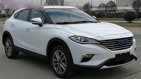 Xuất hiện 'bản sao' chiếc Mazda CX-4 tại Trung Quốc
