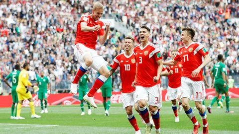 Góc chuyên gia: 'Nga sẽ thắng để có thể giành vé sớm'