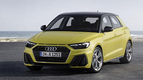 Audi A1 Sportback 2019 ra mắt với ngoại hình thể thao, giá từ 523 triệu đồng