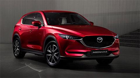 Mazda CX-5 2019 sẽ có động cơ tăng áp 250 mã lực?