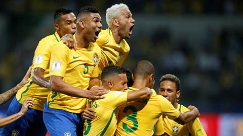 Góc chuyên gia: 'Brazil sẽ thắng đậm Costa Rica'