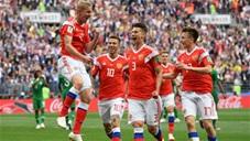Nội soi World Cup số 4: Giải mã chuyện thử xịt đốt kêu của ĐT Nga