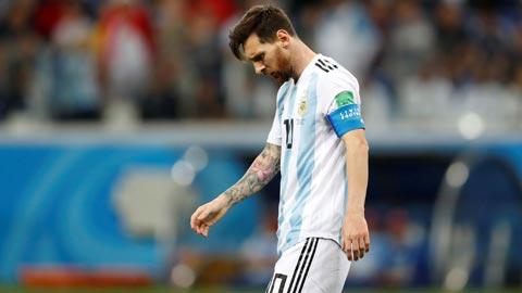 Thất vọng lớn mang tên Lionel Messi: Không có con dê vĩ đại, chỉ có con cừu thất bại