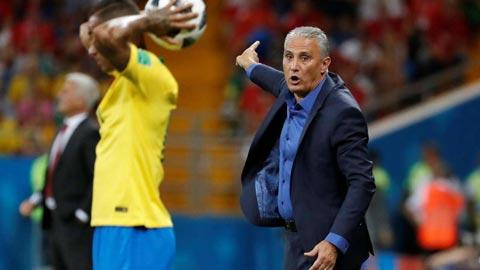 ĐT Brazil: World Cup không dễ đâu, Tite