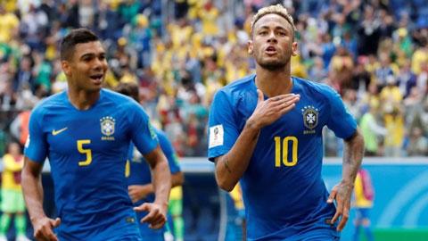 Neymar hãy quên 'trọng trách' tỏa sáng đi