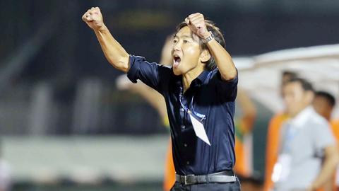HLV Miura tin CLB TP.HCM sẽ trụ hạng