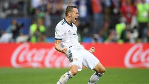 Bầu chọn cầu thủ xuất sắc nhất trận Nga 1-1 Tây Ban Nha (pen 4-3)