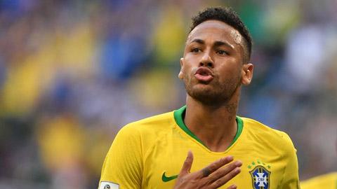 Ghi dấu trước Mexico, Neymar cho Messi và Ronaldo ngửi khói