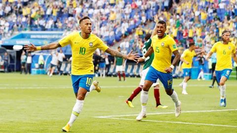 Neymar: Lấp lánh ánh 'vàng 10'