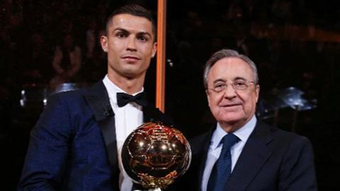 Ronaldo và con tính của Perez