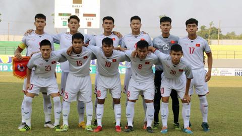 Thua Indonesia, U19 Việt Nam mất quyền tự quyết tại giải U19 ĐNÁ 2018