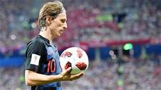 Luka Modric: Ký ức thương đau và niềm hy vọng từ nỗi thất vọng Croatia