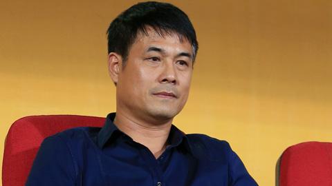 Ông Nguyễn Hữu Thắng - Chủ tịch CLB TP.HCM: 'Một trận thắng sẽ cải thiện nhiều thứ'