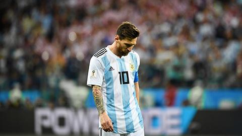 Bóng đá Argentina & tương lai vô định