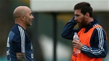 Tiết lộ đoạn chất vấn gay gắt của Messi với HLV Sampaoli