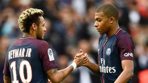 Neymar: 'Mbappe chịu ảnh hưởng lớn từ tôi'