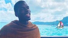 Paul Pogba quẩy tưng bừng ở biển