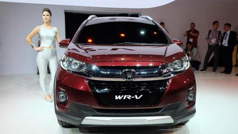 Cận cảnh mẫu crossover đẹp long lanh của Honda, giá chỉ 259 triệu đồng