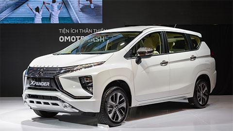 Mẫu xe 7 chỗ 'cực chất' của Mitsubishi có giá từ 550 triệu đồng tại thị trường Việt Nam