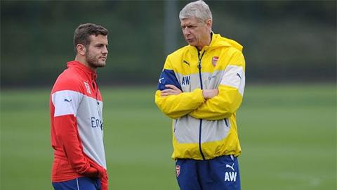 Wilshere xác nhận HLV Wenger thực chất bị Arsenal sa thải