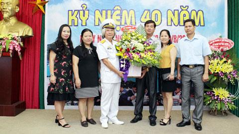 Tiểu đoàn 473 - Lữ đoàn Hải Quân đánh bộ 147: Thế hệ chiến sỹ đầu tiên kỷ niệm 40 năm ngày nhập ngũ