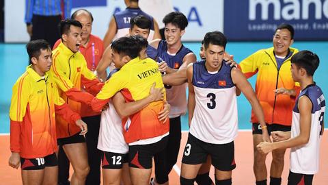 Nhật ký ngày thi đấu 20/8 của đoàn Việt Nam: Đánh bại Trung Quốc, bóng chuyền tạo địa chấn