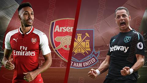 Nhận định Arsenal vs West Ham, 21h00 ngày 25/8