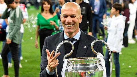 Zidane nói với bạn bè rằng ông thích thử thách ở M.U