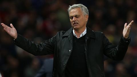 Những thống kê thê thảm của Mourinho và M.U sau trận thua Tottenham