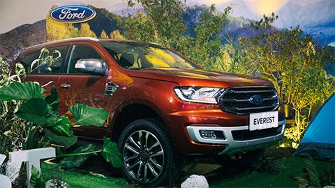 Ford Everest 2018 cập bến thị trường Việt Nam, giá giảm sốc
