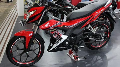 Honda tung ra mẫu xe côn tay 150 cc 'cực chất' rẻ hơn Exciter tới 12 triệu đồng