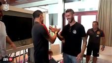 Sergio Ramos 'va chạm' với tân HLV Luis Enrique ngày tập trung đội tuyển