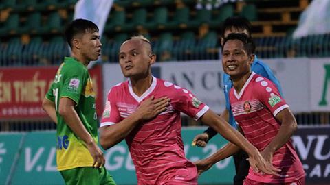 Sài Gòn FC tạm qua giông bão
