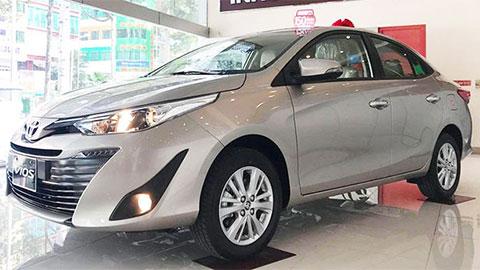 Top 10 mẫu xe bán chạy nhất tháng 8/2018 tại thị trường Việt Nam