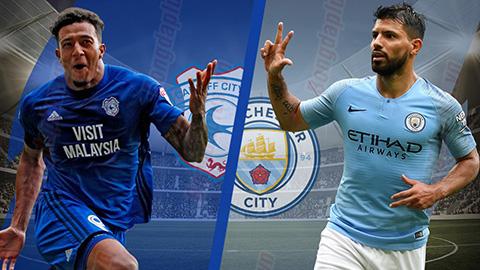 Nhận định Cardiff vs Man City, 21h00 ngày 22/9