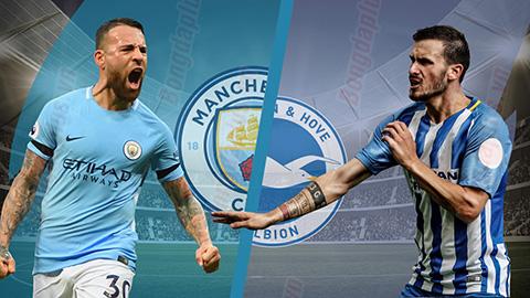 Nhận định Man City vs Brighton, 21h00 ngày 29/9