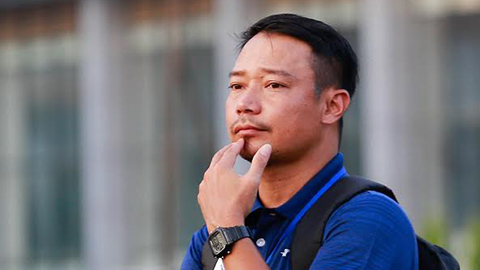 HLV Vũ Hồng Việt để ngỏ tương lai sau thất bại của U16 Việt Nam