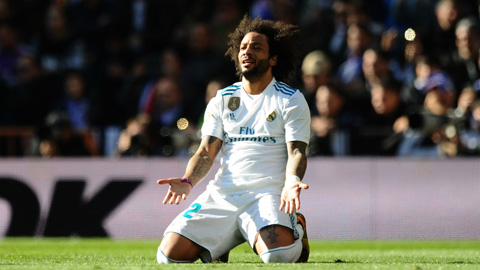 Real Madrid: Khi 'Kền kền' viêm cánh