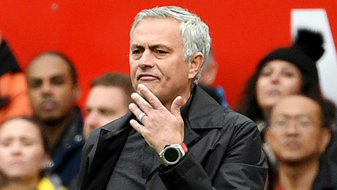 M.U của Mourinho còn tệ hơn cả M.U của Moyes