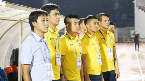 Sài Gòn FC âu lo với sức khoẻ của 'thuyền trưởng'