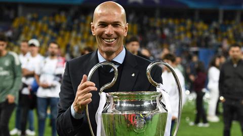 Tỷ lệ cược Zidane thay Mourinho tăng mạnh