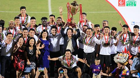Bầu Hiển muốn Hà Nội FC vươn tầm châu lục