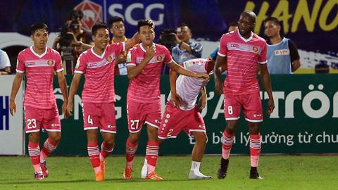 Sài Gòn FC muốn cải thiện vị trí sau khi trụ hạng