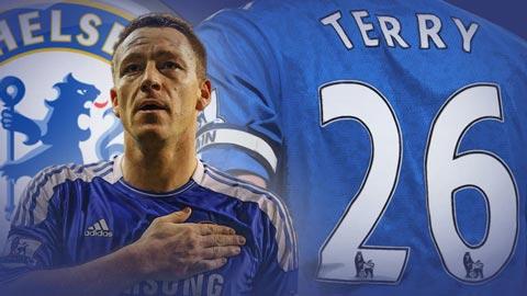 Terry giải nghệ: Khép lại sự nghiệp của một kiêu hùng
