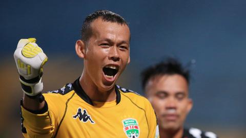 Thủ môn Bùi Tấn Trường: Người gieo sầu cho Hà Nội FC